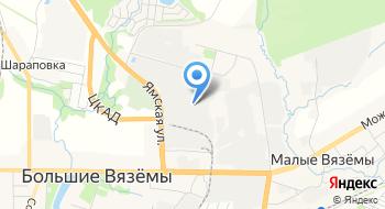 Центр Строительных Машин на карте