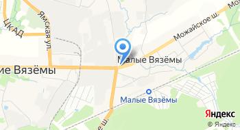 GTNet на карте