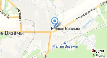 КГП Голицыно-Меридиан на карте