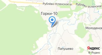 ЖК Успенский на карте