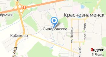 Православная гимназия Светоч на карте