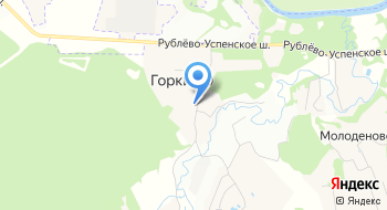 Горковский Муниципальный Сельский Дом Культуры на карте