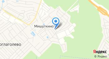Семейный центр Глаголево-Парк на карте