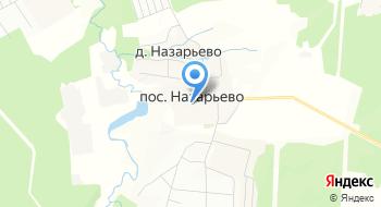 Парикмахерская Назарьево на карте