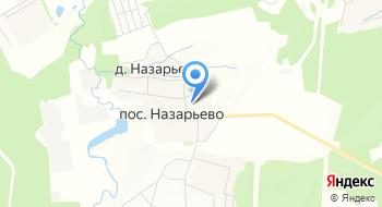 Назарьевская Амбулатория на карте