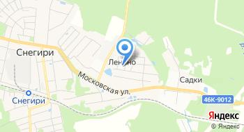 ЮникомСтрой на карте