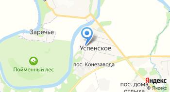 Институт Лесоведения РАН на карте