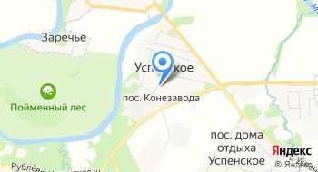 Студия звукозаписи Юрия Гончара Gonchar Production на карте