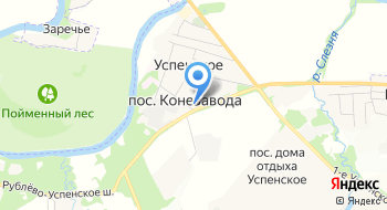 ИП Мамедова Я. Э. на карте