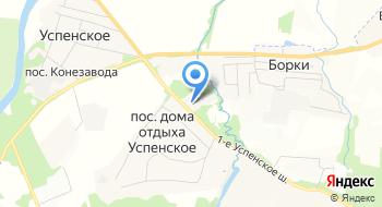 Art Rublevka на карте