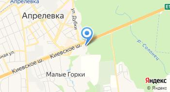 Индукерн-Рус на карте