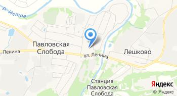 Моментопринт на карте