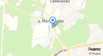 Ферма Беловых на карте
