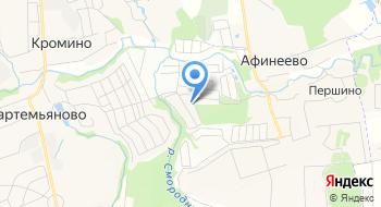 Марушкинская Амбулатория дер. Марушкино на карте