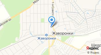 С. Жаворонки Ремонтно-Эксплуатационное предприятие Жаворонки на карте