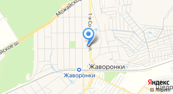 Супермаркет Афина на карте