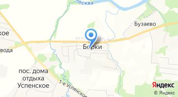 Семейный детский центр Борки на карте