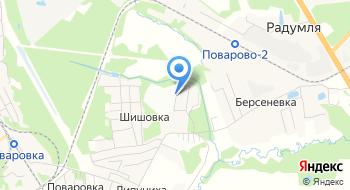 Полигон М на карте
