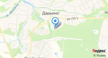 Школа им. И.П. Светловой на карте