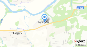 Дачно-Строительный Кооператив Беркут-5 на карте