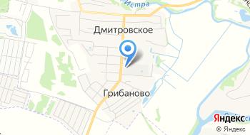 Московская Областная Таможня Давыдовский таможенный пост ОТО и ТК №2 на карте