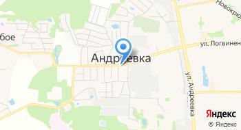 Морг Московского Областного Госпиталя Ветеранов Войн на карте