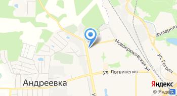 Такси Экстрим г. Зеленоград на карте
