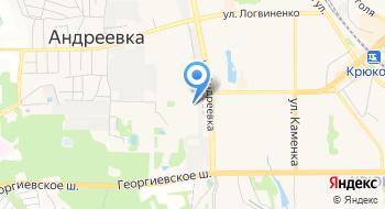 Компания Мегаторг-СК на карте
