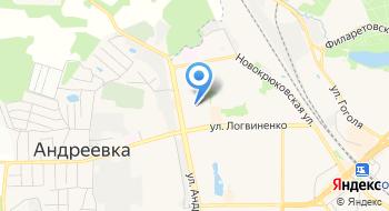 Метроном-М на карте
