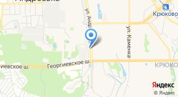 Спортивный клуб Феникс на карте