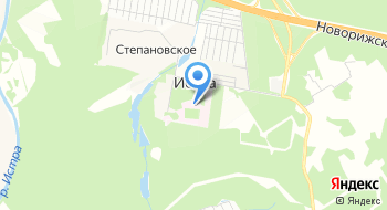 Московская городская онкологическая больница №62, стационар на карте