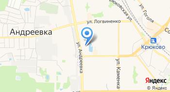 Маршал-1 на карте
