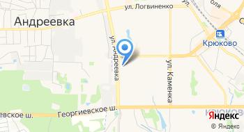 Невод + на карте