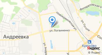OSTIN на карте