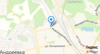 Церковь Александра Невского в Зеленограде на карте