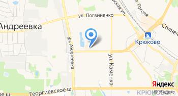 СК Терем-Дом-Анта на карте