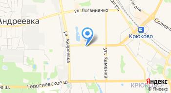 Храм Сергия Радонежского в Зеленограде на карте