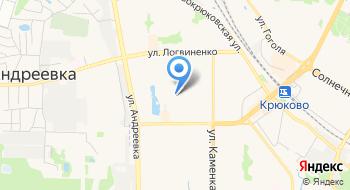 Жилищник района Крюково на карте