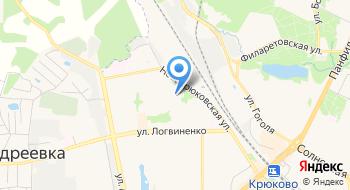 Каток Дворовая площадка на карте