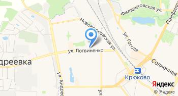 Детская школа искусств им. С.П. Дягилева на карте