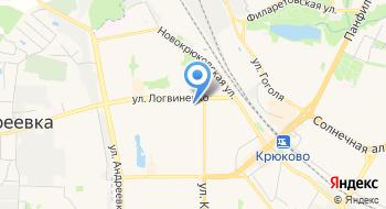 Компания Московские окна на карте