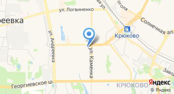 Зеленоград, район Крюково, у корп.1640 (пр. №648) на карте