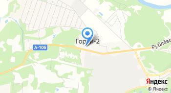 Агрокомплекс Горки-2 Дом культуры на карте