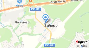 Московская экономическая школа на карте
