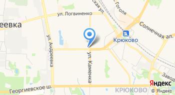 Пышка на карте
