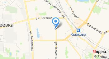 Детская городская поликлиника № 105 филиал № 1 на карте