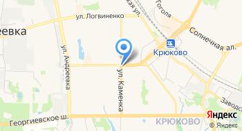 Студия Discovery на карте