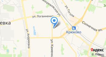 Октион на карте