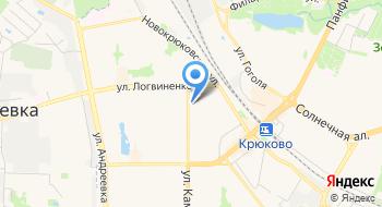 Автозелек на карте