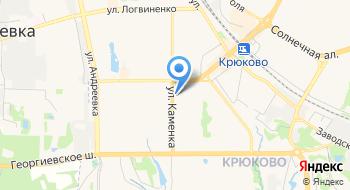 Магазин на Каменке на карте